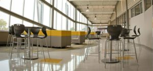 School with MiEN Furniture for Classrooms